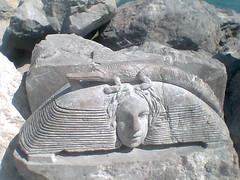 Caorle (Nadejda Pohno) Tags: caorle sasso scultura