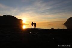 Midnightsun (Lothar Heller) Tags: norwegen midnightsun norway norge skandinavien skandinavia mitternachtssonne sun sunset sonnenuntergang