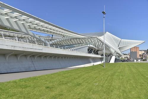 Architecture allongée