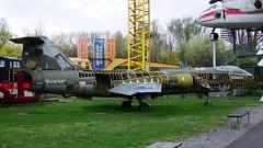 Lockheed SABCA F-104G Starfighter in Speyer (J.Com) Tags: aircraft aviation air technik museum speyer germany deutschland lockheed sabca f104 starfighter luftwaffe 2566