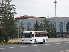 Daewoo -  BS106 (stanislavkruglove) Tags: pavlodar  2016 bus daewoo  bs106