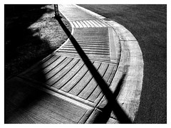 Crossing The Line (Patricia Colleen) Tags: iphone delta britishcolumbia canada