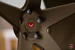 Vossen Forged- LC Series LC-101 - Textured Bronze - 46990101 -  Vossen Wheels 2016 -  1003 (VossenWheels) Tags: forged forgedwheels lc lcseries lc101 madeinmiami madeinusa texturedbronze vossen vossenforgedwheels vossenwheels wheels vossenwheels2016