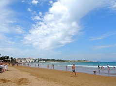 DSCN7191Da de playa en el Sardinero (petercan2008) Tags: santander playa sardinero