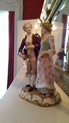 Porcelain Figures (Terry Hassan) Tags: usa florida miami palmbeach flaglermuseum whitehall mansion museum porcelain figure orniment display