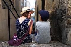 (pieroemme) Tags: child life living loneliness love lisbon lisbona flikr fuji fujifilm