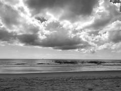 Myrtle Beach, South Carolina (AndyS03) Tags: myrtle beach myrtlebeach ocean water clouds sky shore iphone iphone7 iphone7plus