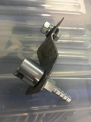 Tank Roll-over Valve/Breather Bracket (john.and.kath) Tags: jrd ls ls2 l77 60l engine conversion electric fuel system pump sender efi 1965 chevrolet impala