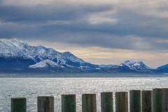 From the sea to the mountains, Kaikoura, New Zealand (Sandy Brinsdon (theafterworkphotographer)) Tags: wharf ranges kaikoura coast flickr sea canterburynz