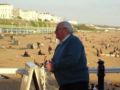 Dad (andyaldridge) Tags: brighton brightonpier eastsussex palacepier pier tom
