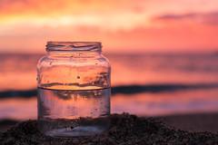 38/52 (Light is) beautiful (Nathalie Le Bris) Tags: light beautiful sea mar sunrise
