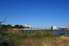 Lake Belona (AP4P0713 1PS) (Alex Panoiu) Tags: mareaneagr mareaneagra blacksea romania urban landscape eforienord eforie