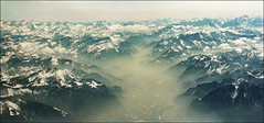 Bird's view of-Swiss Alps in March (Katarina 2353) Tags: landscape aerialview alps mountain switzerland swiss katarina2353 katarinastefanovic