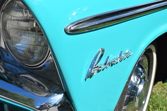 Belvedere (David Sebben) Tags: plymouth belvedere blue chrome stainless classic 1956