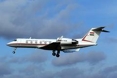 Gulfstream G4 ~ SU-BGM  Arab republic of Egypt (Aero.passion DBC-1) Tags: dbc1 aeropassion david biscove aviation avion aircraft plane spotting lbg bourget gulfstream g4 ~ subgm arab republic egypt