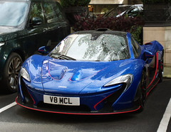 McLaren P1 MSO (p3cks57) Tags: mclaren p1 mso blue london dorchester limited edition supercars cars hypercars hybrid worldcars