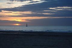 North Sea sunset (dididumm) Tags: spring sunset dusk beach strand dmmerung abenddmmerung sonnenuntergang frhling northsea nordsee cadzand zeeland niederlande holland netherlands