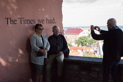 (mishacherkasov) Tags: people time times woman man estonia tallin view city nikon nikonphotos d3200