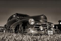 chrryb (tanalised) Tags: black run swamp hotrod mangawhai blackswamp alistairmorrow tanalised chevroletfleetline1947