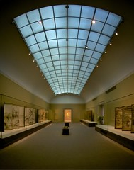 Freer Gallery (Tom Haymes) Tags: green museum architecture washingtondc smithsonian washington districtofcolumbia gallery fisheye freergallery orientalart