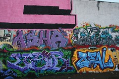 ASHR RYET USER ZEAL (SPEAR1X) Tags: love wall canon graffiti socal user jenn spraypaint graff slot tca aub streeart zeal ryet selcy ashr eyesr cnial ynel