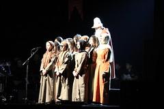 chor theatre (nry_kse) Tags: vienna wien muslim islam musical viyana chor kora islamic moslem atib