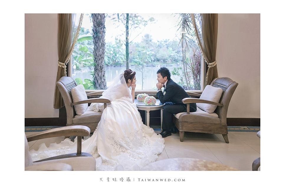 水教堂婚禮作品-05