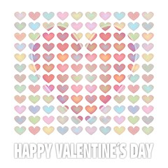 Valentine's Day Card (Viscious Speed) Tags: from color love colors illustration digital design colorful view heart you photos or culture lovers celebration card clipart everyone multicolored vector inkscape ecard colorfulx