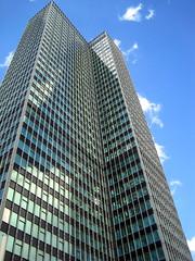Office block at Euston (Snapshooter46) Tags: london euston offices officeblock