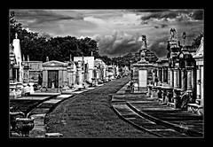 Metairie Cemetery (lasher05) Tags: cemetery graveyard la neworleans tombs metairie