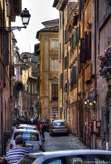 """Roma, Trastevere • <a style=""""font-size:0.8em;"""" href=""""http://www.flickr.com/photos/89679026@N00/8436797095/"""" target=""""_blank"""">View on Flickr</a>"""