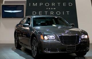 2013 Washington Auto Show - Upper Concourse - Chrysler 4 by Judson Weinsheimer