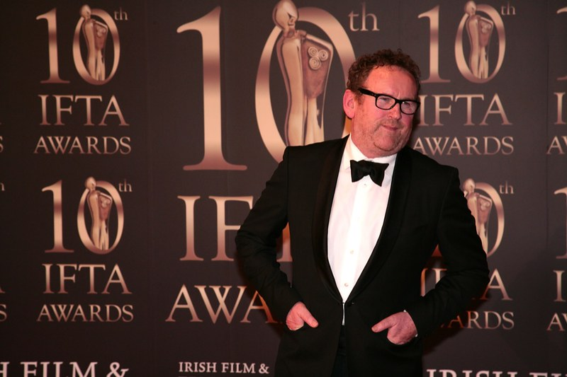 Colm Meaney at Irish Film and Television Awards 2013 at the Convention Centre Dublin - Pictures by Daragh Mc Donagh