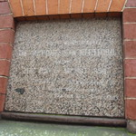 Ear & Throat Hospital - Edmund Street - foundation stone thumbnail