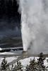 Beehive (Gay Biddlecombe) Tags: snow water yellowstone geyser beehive geyserhill