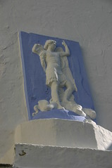 Portmeirion - 14aug05-190 (Patrick Williot) Tags: wales de portmeirion snowdonia sir pays clough prisoner gwynedd galles prisonnier williamellis