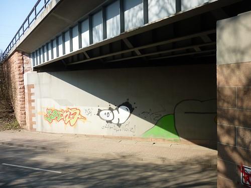 A6 Unterführung L453 bei Tiefenthal_035