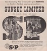 Sunset Limited (caboose_rodeo) Tags: railroad favorite scans vintagead southernpacificlines