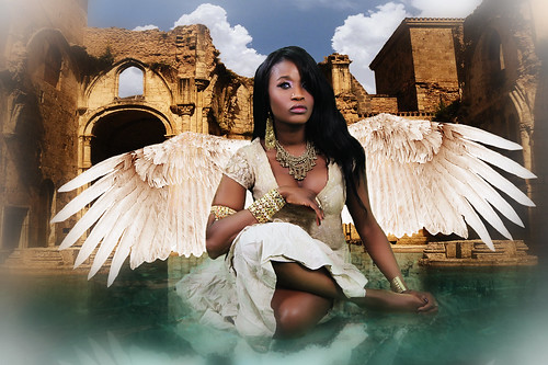 Goddess Queen Sabine, created by Steve Lareau