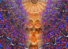 Trinité (anjoyplanet) Tags: love colors one lumière couleurs unity religion creation coexistence religions mosaique conscience oneness coexist unité tolerence eveil anjoyplanet