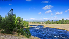 Firehole River - Yellowstone National Park (kmanohar) Tags: nationalpark nps yellowstonenationalpark yellowstone wyoming nationalparkservice yellowstoneriver firehole fireholeriver parkcounty yellowstonepark tetoncounty parkcountywyoming wyomingpark americannationalpark firstnationalpark westernnationalparks wyomingnationalpark greatnationalparks tetoncountywyoming wyomingriver yellowstonenationalparkriver westernnationalpark tetoncountyriver