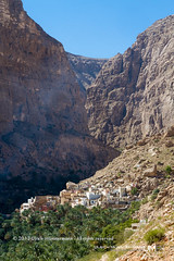 Sayma, Wadi Tiwi, Al Sharqiyah, Oman (Ulrich Mnstermann) Tags: mountains landscape dorf village gulf oman landschaft wadi gcc dorp landschap sultanateofoman sayma arabianpeninsula waditiwi alsharqiyah ashsharqiyah   gulfcooperationcouncilstate