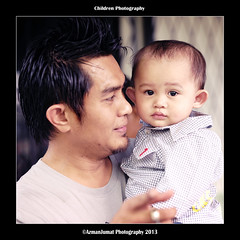 Dad & Son | AJP_9189 (azj68@yahoo.com | +6 0138895959) Tags: birthday kids children azman kanakanak budakbudak azmanjumat