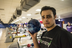 Bowling Night - kompany vs Gaminside