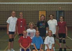2002 Meisjes C1 - Tr. Sandra Berger