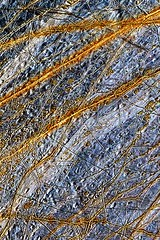Europa Lines Wallpaper (sjrankin) Tags: wallpaper ice lines europa phone edited background nasa jupiter cracks retina galileo retinaresolution 28february2013