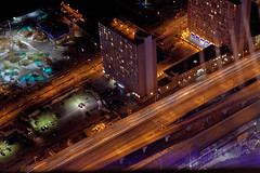 Toronto (trekok, enjoying) Tags: toronto motion blur tower cn m elementsorganizer