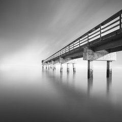 Infinity (Moises Levy L) Tags: sanfrancisco longexposure water architecture clouds pier long seascapes canon5d minimalism minimalismo 1740mm cloudscapes 2minutes longexposure2minutes sanfrancisco2013