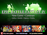 夢幻史詩之戰4(Epic Battle Fantasy 4)
