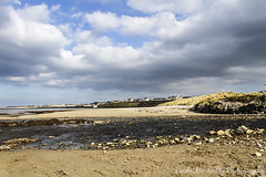 Enniscrone Beach (linda_mcnulty) Tags: coast sand sligo easkey enniscrone inniscrone
